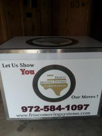 Frisco Moving Box